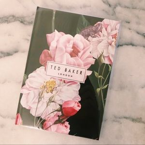 NEW Ted Baker Floral Notebook
